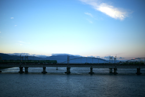 river nikon otsu d800 川 大津 setariver 瀬田川