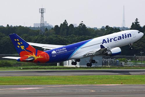 A332 - Airbus A330-202