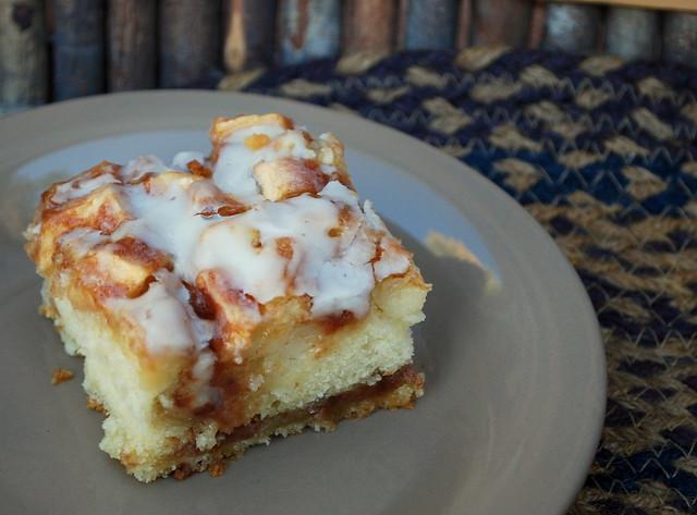 Apple Fritter Cake 2