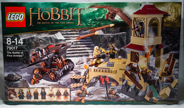 afficher le sujet review 79017 the hobbit la bataille des 5 arm es. Black Bedroom Furniture Sets. Home Design Ideas