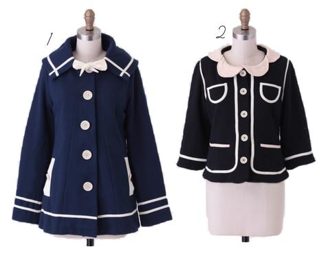 twee coats