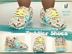 Toddler Shoes with Animals