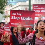 Nurses to Meet with California Gov. Tuesday, Seek to Make CA a National Model for Ebola Protections
