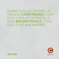 Citation Edgar Degas