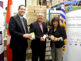 Food safety program helps BC companies expand markets