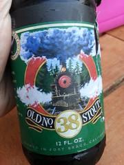 North Coast Brewing Old No. 38 Stout
