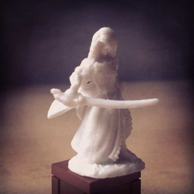 Cecily Rose, unpainted