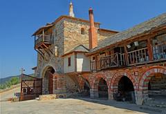 Macedonia,  Dochiariou monastery, Chalkidiki,   Greece   #Μacedonia