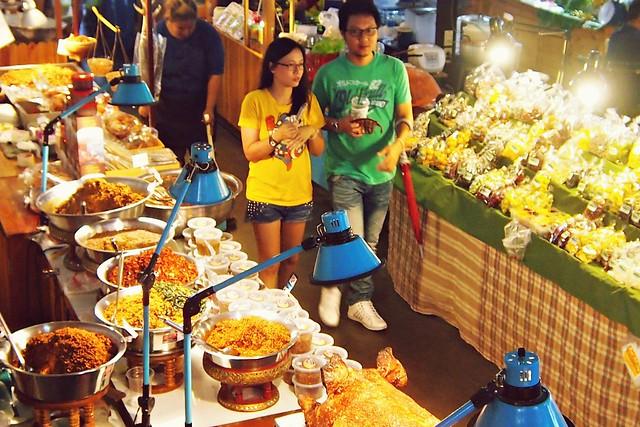 Kwan Riam Floating Market (Bangkok, Thailand)