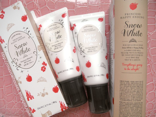 Etude House Disney Princesses Snow White Precious Mineral BB Cream