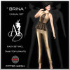 Angel Dessous-Brina-casual-mocca