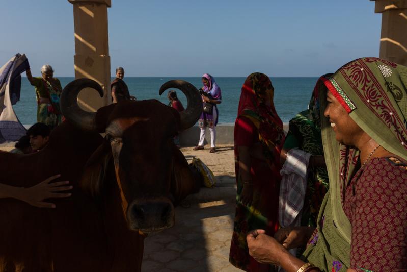 Promenade, Dwarka