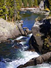 Long Lake Waterfall