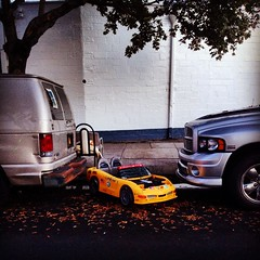 #parking is rough in the #Bronx #streetphotography #vagabond