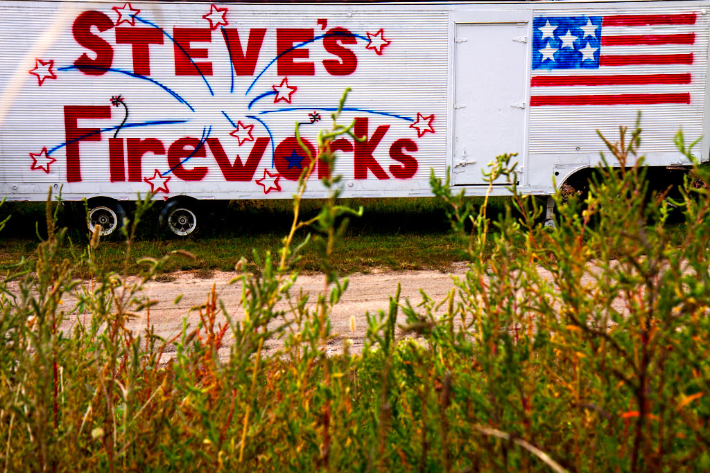 STEVE'S-FIREWORKS--McCook