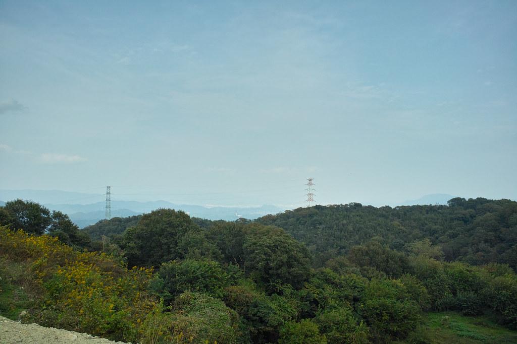 弥高山(倉敷市)からの眺め #2