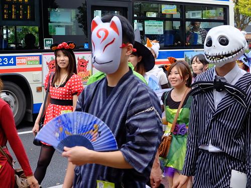 Kawasaki Halloween parade 2014 95