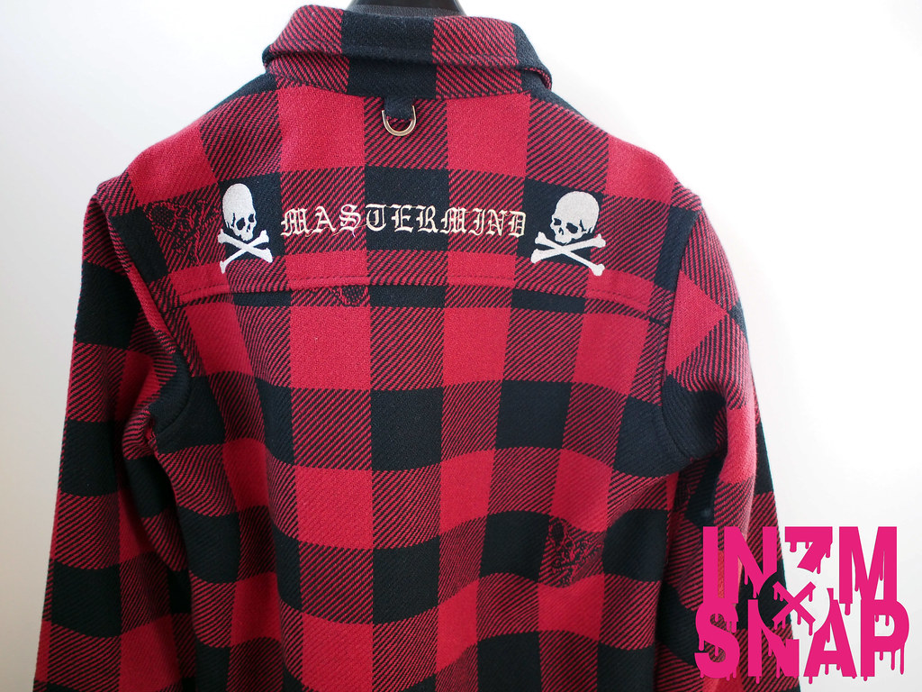 mastermind JAPAN | CPO Shirt