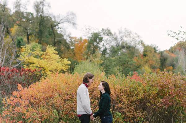 Celine Kim Photography Evergreen Brickworks Fall engagement session Toronto wedding photographer-13