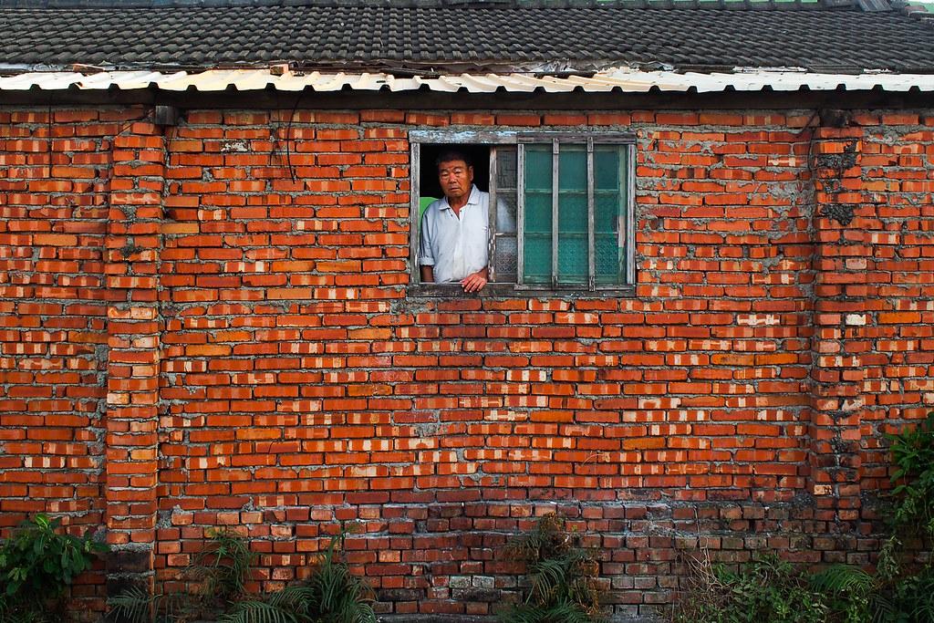 紅磚屋的男人