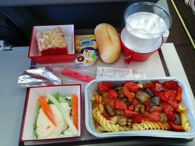 002 - En el avión