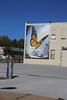 Butterfly Mural in Carondelet