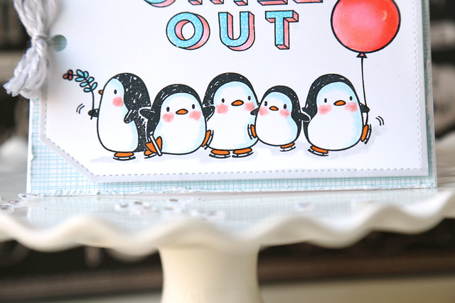 chill out! {mama elephant stamp highlights}
