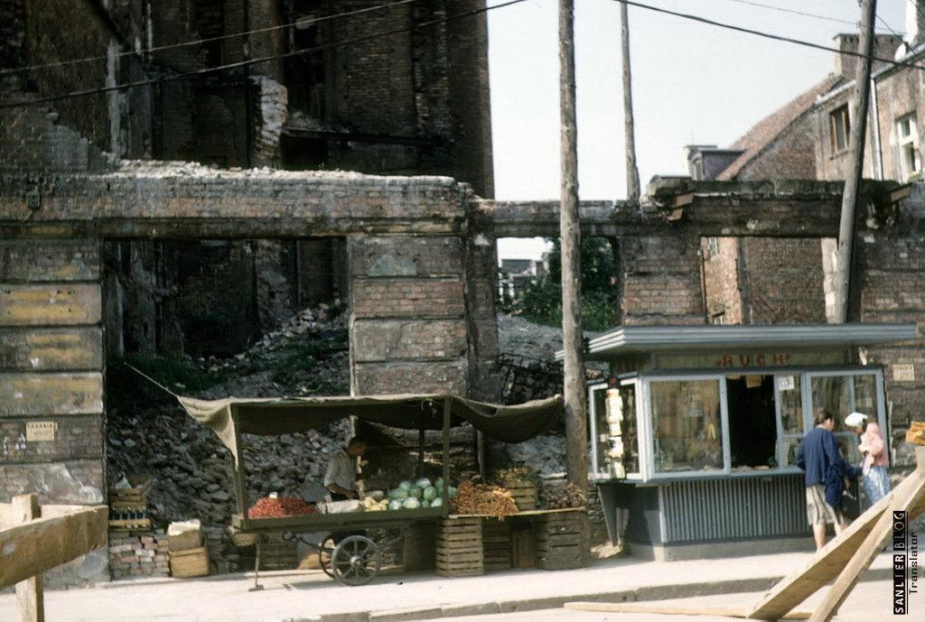 1958年华沙重建5