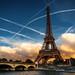 La Tour Eiffel après la pluie (2) by Thomas Loire