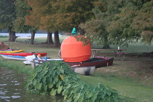 The Great Pumpkin at Wampold Park