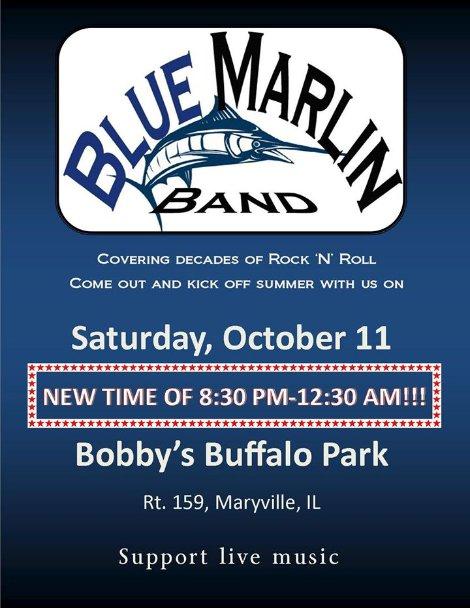 Blue Marlin 10-11-14