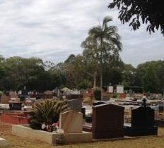 Cemeteries and Spooky Stories
