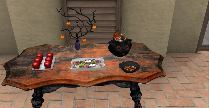 Halloween Goodies from Candy Fair