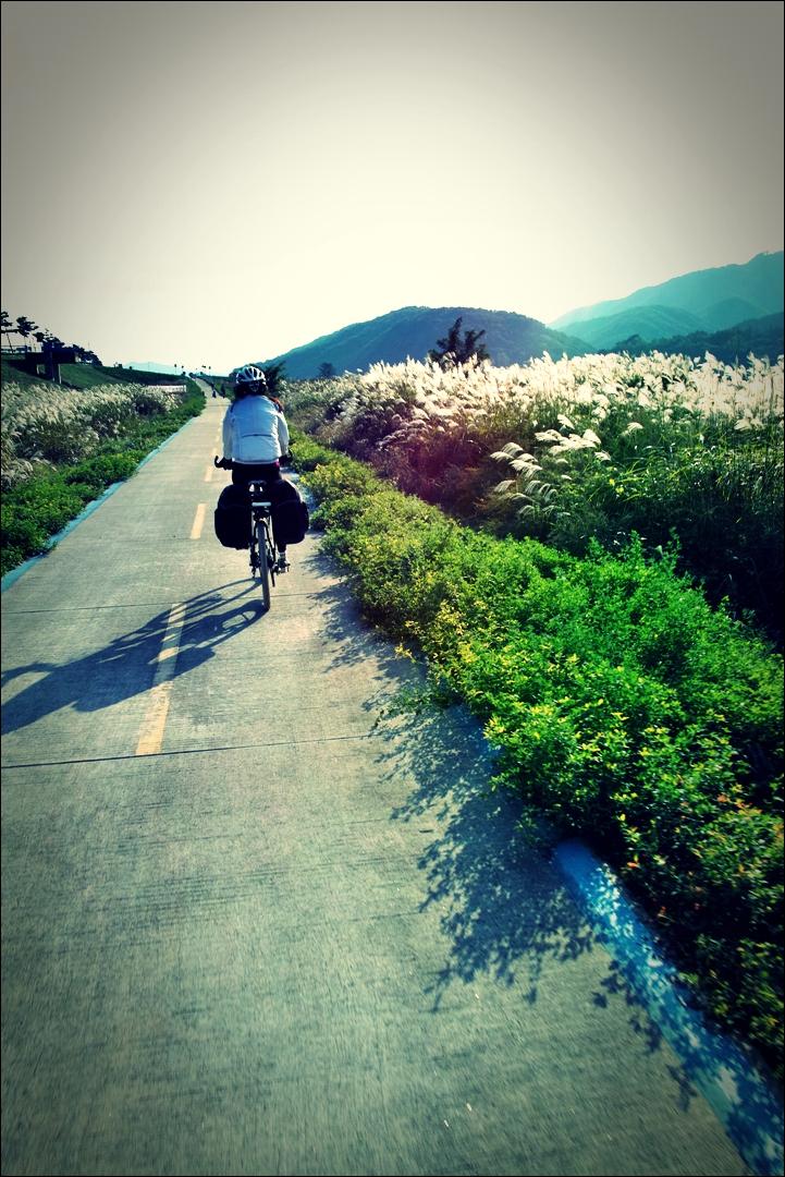 이성당을 향해 달리자-'금강 자전거 캠핑 종주'
