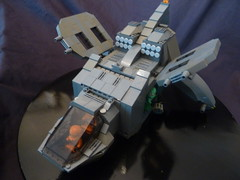 Lego Neo Classic Space Galactic Marine Drop Ship NCS - 03D