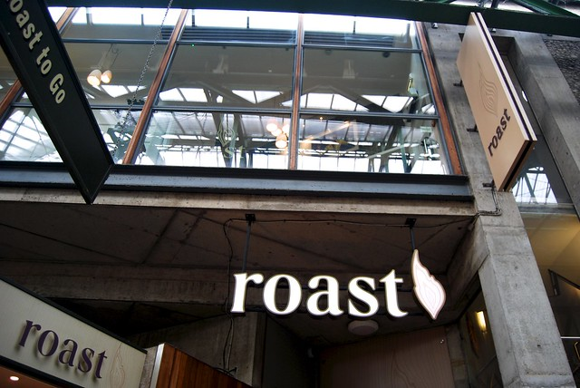 Roast in Borough Market