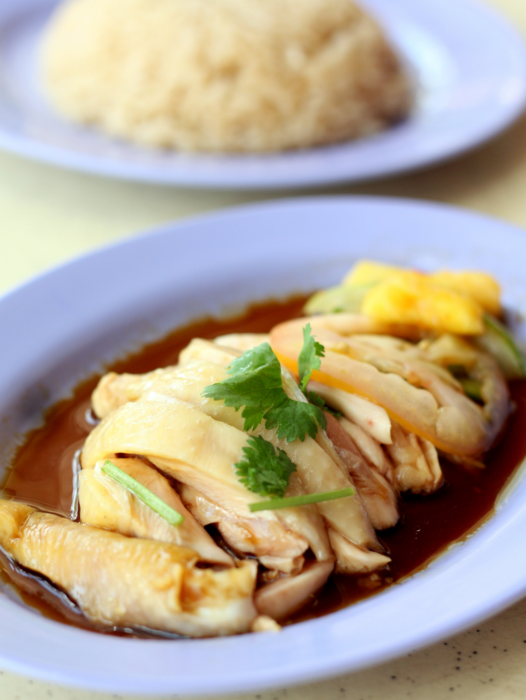 Ang Mo Kio Central Food: Yishun 925 Hainanese Chicken Rice