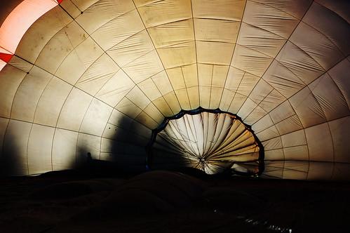 Ballon ride 2014