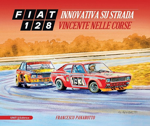 Copertina Fiat 128
