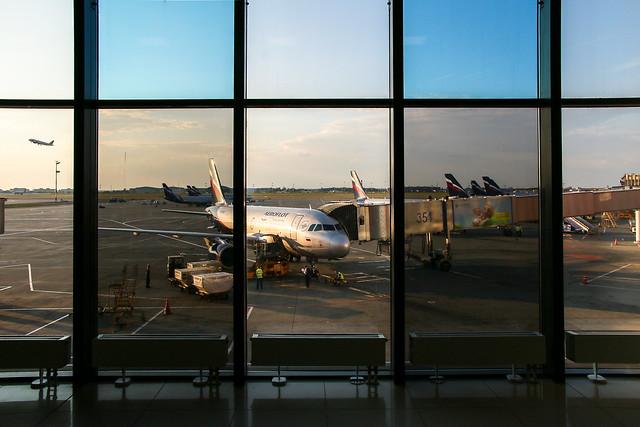 Sheremetyevo International Airport モスクワ、シェレメチェボ国際空港