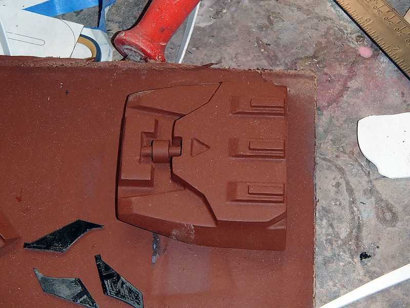 Sith Acolyte Handplate Primed