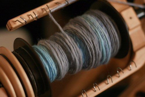 Sweater Spinning