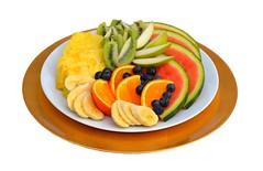 seven fruits platter