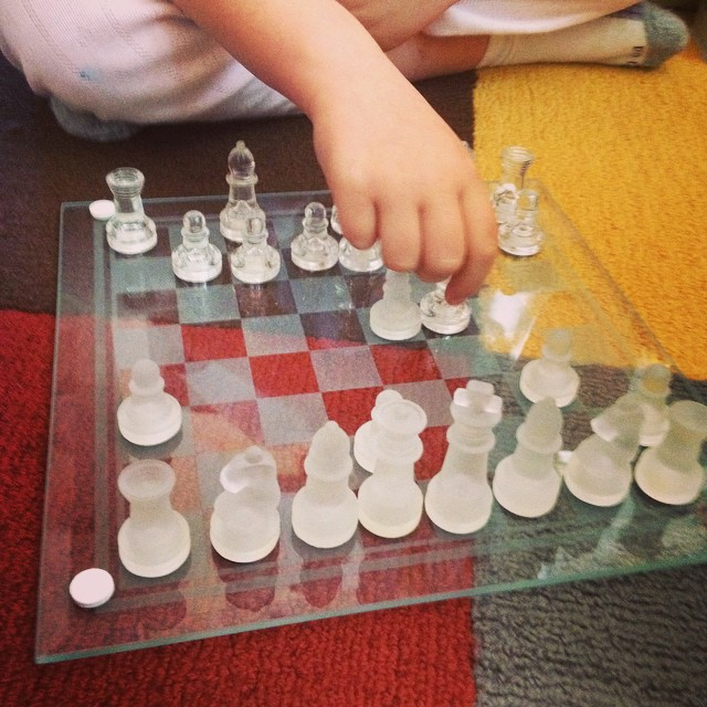 Hangover chess