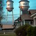 Pratt Water Towers