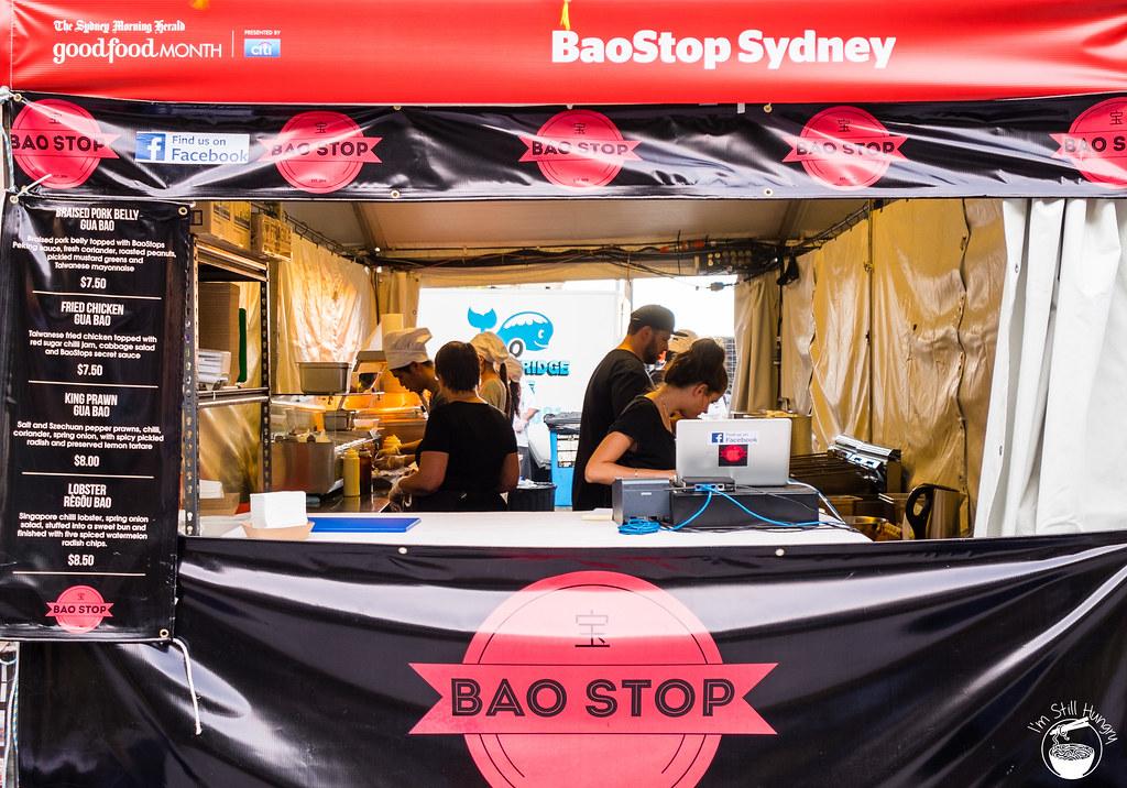 Bao Stop Night Noodle Markets