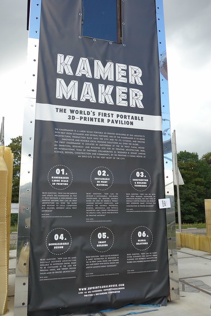 Back of the KamerMaker