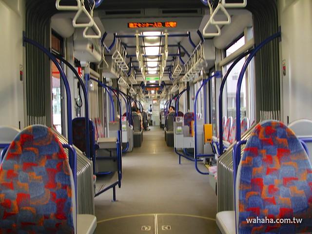廣島電鐵 5000 型 Green Mover