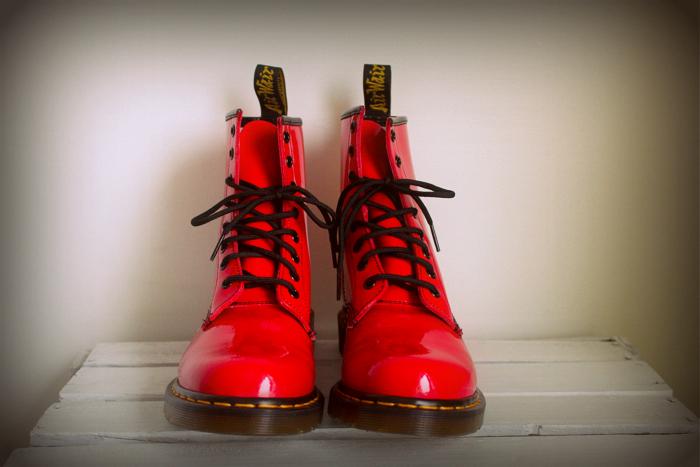 Dr Martens boots 4