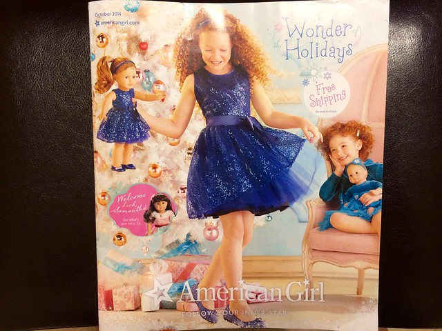 RED ALERT! The American Girl Catalogue Is Coming!